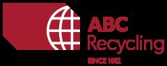 ABC Recycling-Logo-Horizontal-1C P187 Red-RGB