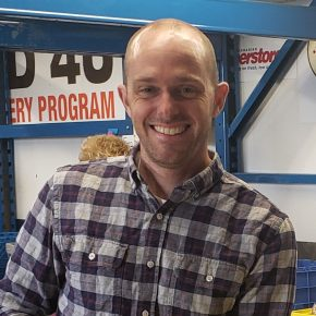PETER SINCLAIR | Executive Director, Loaves and Fishes Community Food Bank