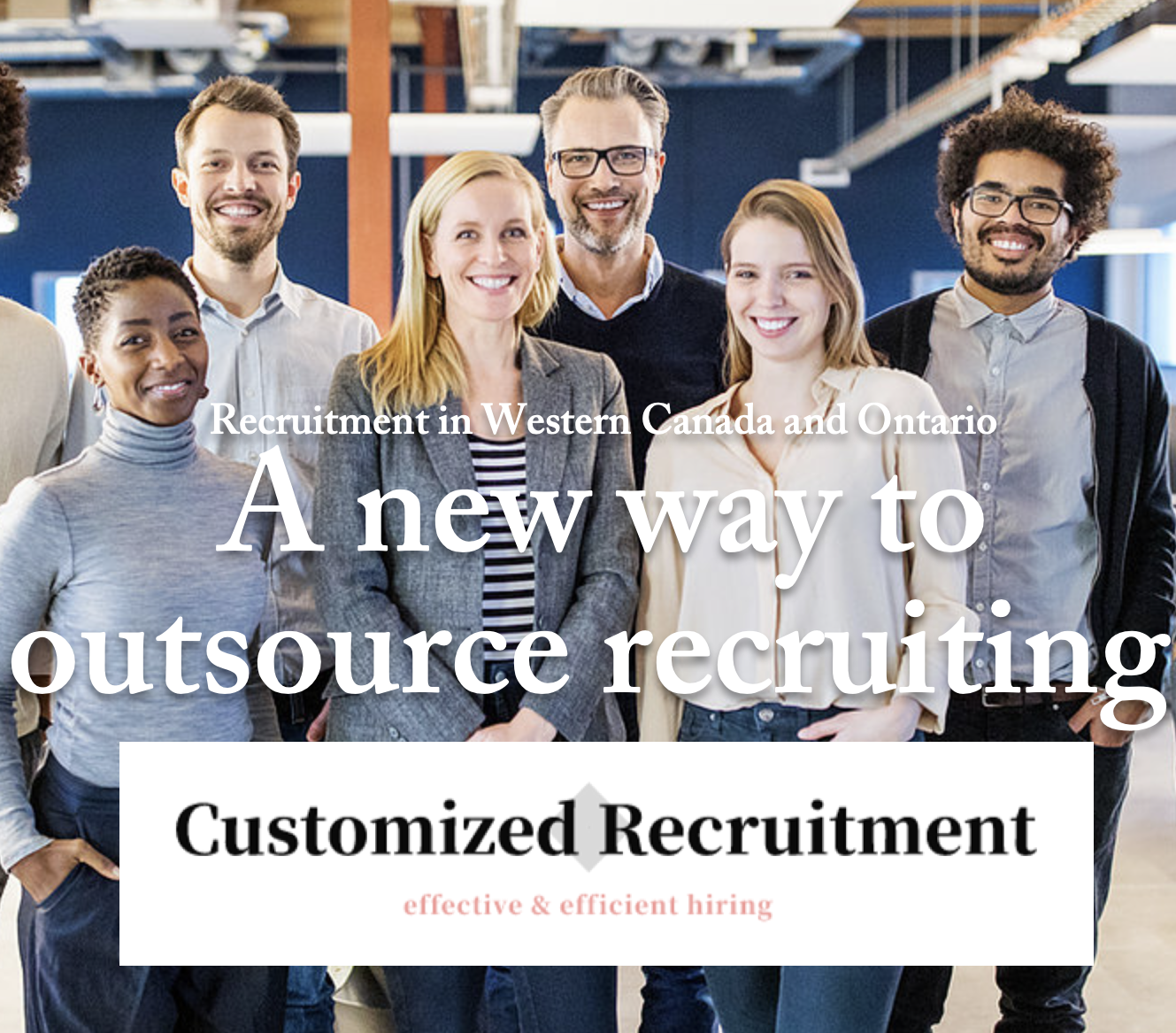 Customized Recruiting